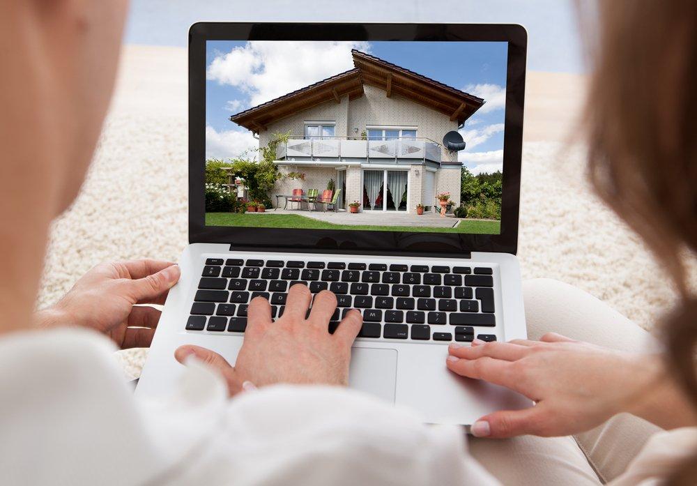 Comprar un piso por Internet